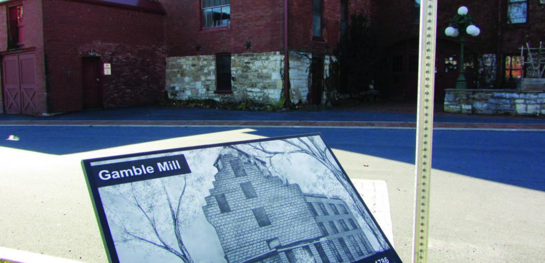 Gamble Mill